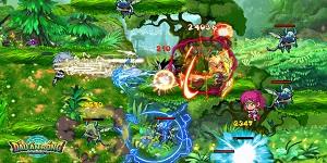 Dấu Ấn Rồng Mobile mang tới nhiều tính năng và hoạt động chuẩn mực MMORPG
