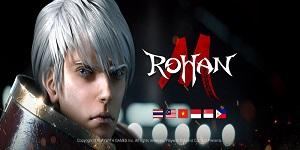 Siêu phẩm nhập vai Hàn Quốc ROHAN M sắp ra mắt sẽ có luôn ngôn ngữ tiếng Việt