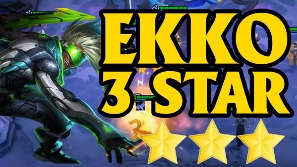 TG Green TOP 1 cực dễ với EKKO 3 SAO