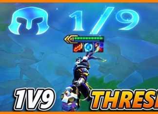 Sức mạnh của Thresh 3 sao