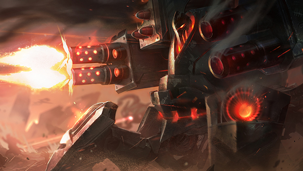 Tìm hiểu về các tướng mới trong ĐTCL giữa mùa 3 – P2: Tộc mới Cỗ Máy Chiến Đấu hồi máu và gây sát thương siêu khỏe