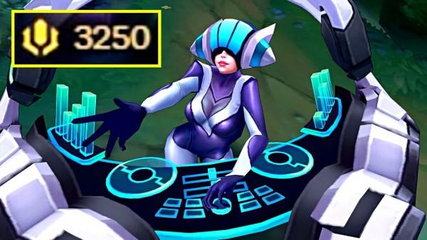Khi trang phục DJ Sona có thể kháng hiệu ứng