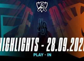 Highlights ITZ vs TL [CKTG 2020][Vòng Khởi Động][28.09.2020]