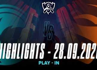 Highlights LGC vs SUP [CKTG 2020][Vòng Khởi Động][28.09.2020]