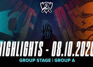 Highlights MCX vs SN [CKTG 2020][Vòng Bảng][Bảng A][08.10.2020]