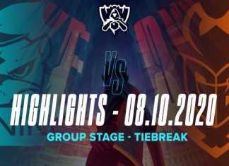 Highlights SN vs G2 [Tie-Break][CKTG 2020][Vòng Bảng][Bảng A][08.10.2020]