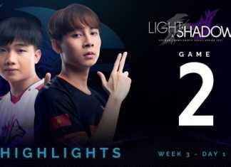Highlights FL vs CES [Ván 2][VCS Mùa Xuân 2021][19.02.2021]