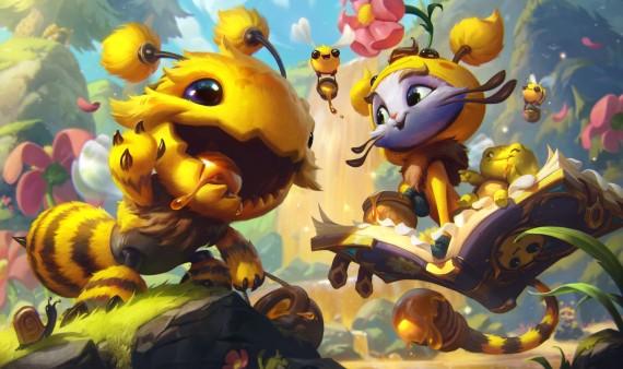 Cập nhật 11.5: Loạt tướng đấu giải lên thớt, nhóm trang phục Bee xuất hiện