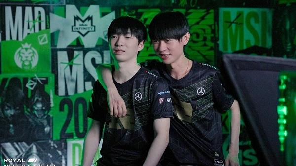 [Vòng Bảng MSI 2021 – Ngày 4] Bảng A: RNG toàn thắng, UOL là đội tuyển đầu tiên chia tay giải đấu
