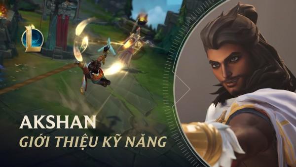 Chi tiết kỹ năng của Akshan, Vệ Binh Ranh Mãnh